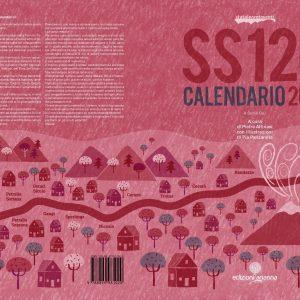 La strada dei quattro parchi di Sicilia, dell'Etna e della Madonie. Illustrata da Pia Panzaerella giovane Designer Siciliana